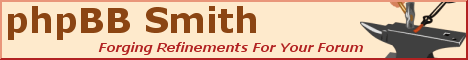 phpBB Smith Banner